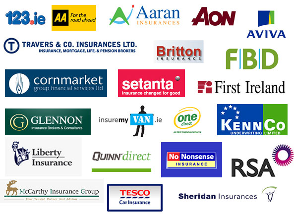 List of car insurance in ireland