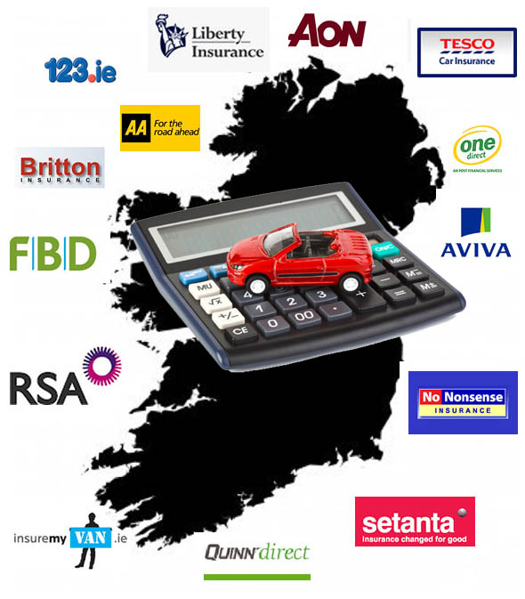 Cheap Car Insurance Ireland at 25plus